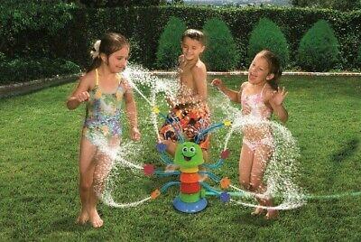 Wassersprüher Raupe Spiel für Kinder von Banzai Wassersprinkler Wasserspielzeug