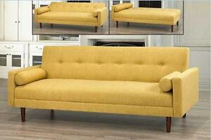 MEUBEL.CA  $549 - SOFA BED WITH 2 PILLOWS
