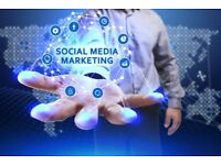 Social Media Marketing for your Business from just £75