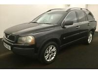 VOLVO XC90 2.9 SE T6 AWD GEARTRONIC..7 SEATS..LEATHER INTERIOR..LOOKS GOOD