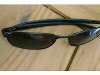 Police men's dark sunglasses
