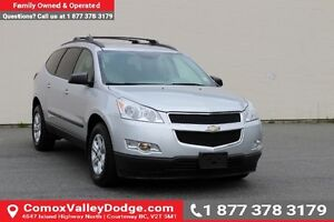 2010 Chevrolet Traverse 1LS 7 SEATER, TOW PACKAGE, KEYLESS ENTRY