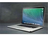 APPLE MACBOOK PRO EARLY 2014 I7 2.2GHZ 16GB RAM 256 SSD RETINA DISPLAY