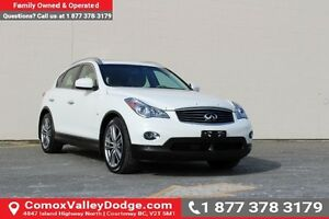 2015 Infiniti QX50 Base SUNROOF, LEATHER SEATS, PARK ASSIST