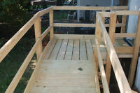 Ramps/ wheelchair ramps / wheelchair lifts / porch lifts