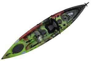 New Leisure Fishing Kayak By Winner with free Paddle West Island Greater Montréal image 2