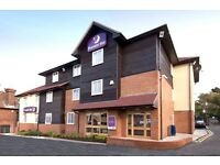 Premier Inn Hotel 2 Nights At Rainham, Kent 12 + 13 July 2017 Gillingham ME8 7JE