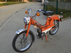 Motobecane, Mobylette, cyclomoteur