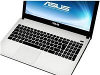 ASUS X501A/4GB RAM/250GB MEMORY