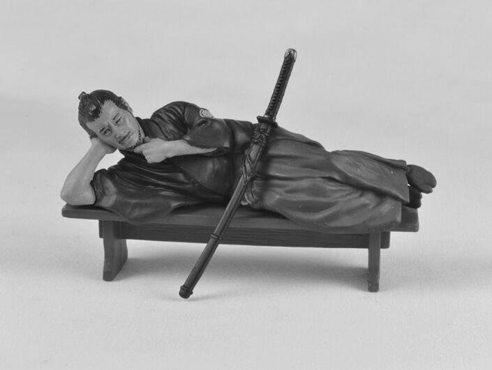 Akira Kurosawa Yojimbo Sanjuro Samurai Figure Japan Import Rare (Mono) US SELLER