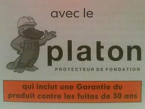 * INFILTRATION D'EAU * DRAIN-FRANÇAIS * FONDATION * FISSURES * West Island Greater Montréal image 10