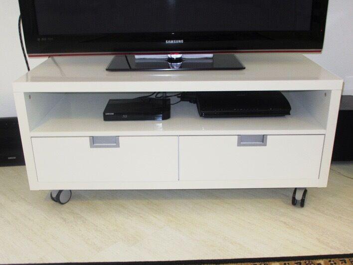 Ikea Besta Jagra Tv Bench Storage In Chorleywood
