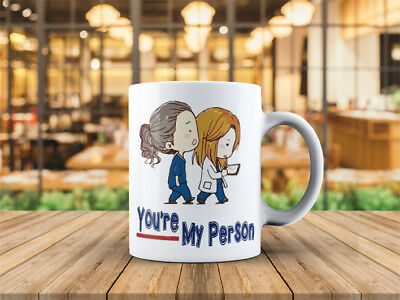 You're My Person Best Friend, Milk Tea coffee Mug Gift For (Best Tea For Milk Tea)