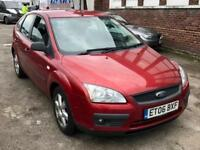 2006 FORD FOCUS 1.6 Sport 5dr [115] new MOT