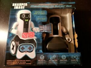 Sharper Image Maximilian the Butler Bot