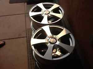SAVE $400.00 on Aluminum rims NOW $225.00