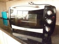 2 Counter top toaster ovens
