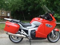 2006 BMW K1200 GT SE. Luxury tourer with all the toys.