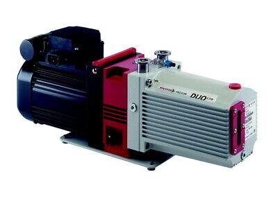 Pfeiffer Duo 11 Rotary Vane Vacuum Pump New 6.18cfm.