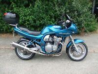 1997 Suzuki Bandit GSF600S. MoT May, good condition.
