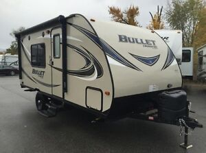 2016 Bullet Crossfire - Travel Trailers 1800RB