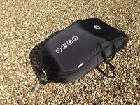 Bugaboo travel bag black