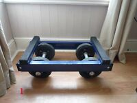 Piano trolley wheels only £40
