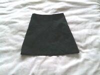 Top Shop black mini skirt size UK 6