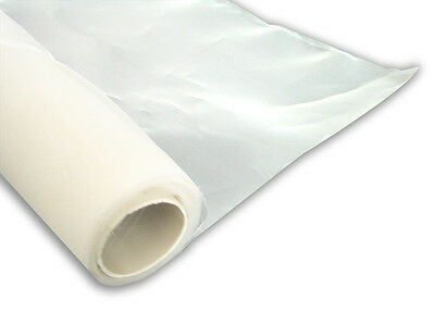 Screen Printing Mesh 160 Mesh Count Fabric Silk 3 Yard White Polyester Material