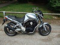 2002 Yamaha BT1100 Bulldog. Mot May, 11K miles only. Custom-paint, Scorpion exhausts.