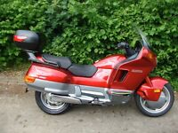 1992 Honda PC800 Pacific Coast. Good condition, new MoT.