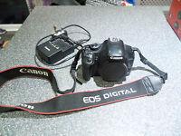 Canon 450D SLR Body.