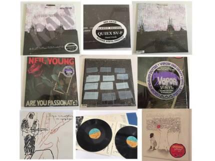 vinyl records for sale RARE - Young, Springsteen, Adams, Cohen