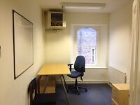 Bright top floor office for 1-2 people in desirable, landmark building close to Clifton Down