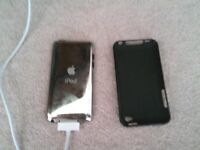 Apple iPod Touch 4th generation silver 16GB (mid 2013)