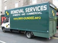 MWV Dundee info for House / Home Removal and Relocation services