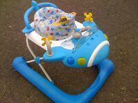 Chicco Special Bright Stars Spaceship Baby Walker