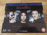 Battle star galacitca blu Ray full box set
