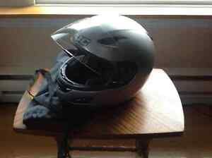 HJC full face Motorcycle helmet
