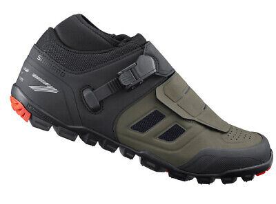Shimano ME700 ME500 Buckle Strap Set for ME7 ME5 Mtn Shoes ESMSHME700BSSL Black