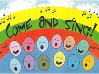 Singing Lessons. Crouch End. North London. All levels and Ages.