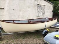 DINGHY FOR SALE_GRP 12FT GOOD CONDITION