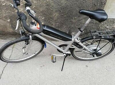 Bici elettrica come nuova
