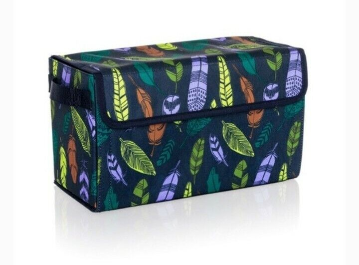 NWT Thirty One Falling Feathers Get Creative Case