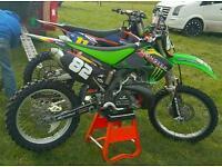 Kawasaki Kx 250 2 stroke
