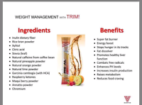 Want to lose weight for the holiday try Valentus slim trim juice