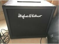 Hughes & Kettner TM112 TubeMeister 112 1x12 guitar cab