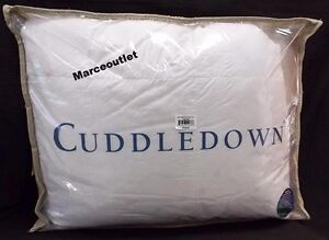 cuddledown 800 fill power german batiste white goose queen