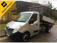 2016 Renault Master 2.3 dCi Energy CCMLL35 TW Business Tipper RWD RWD 2dr start/