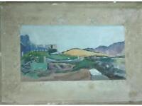 Antiqe Oil Paint